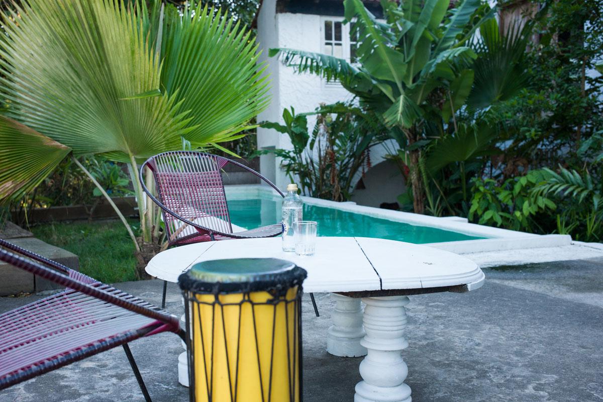 home story, interior, garden, tropical garden, gardening rio