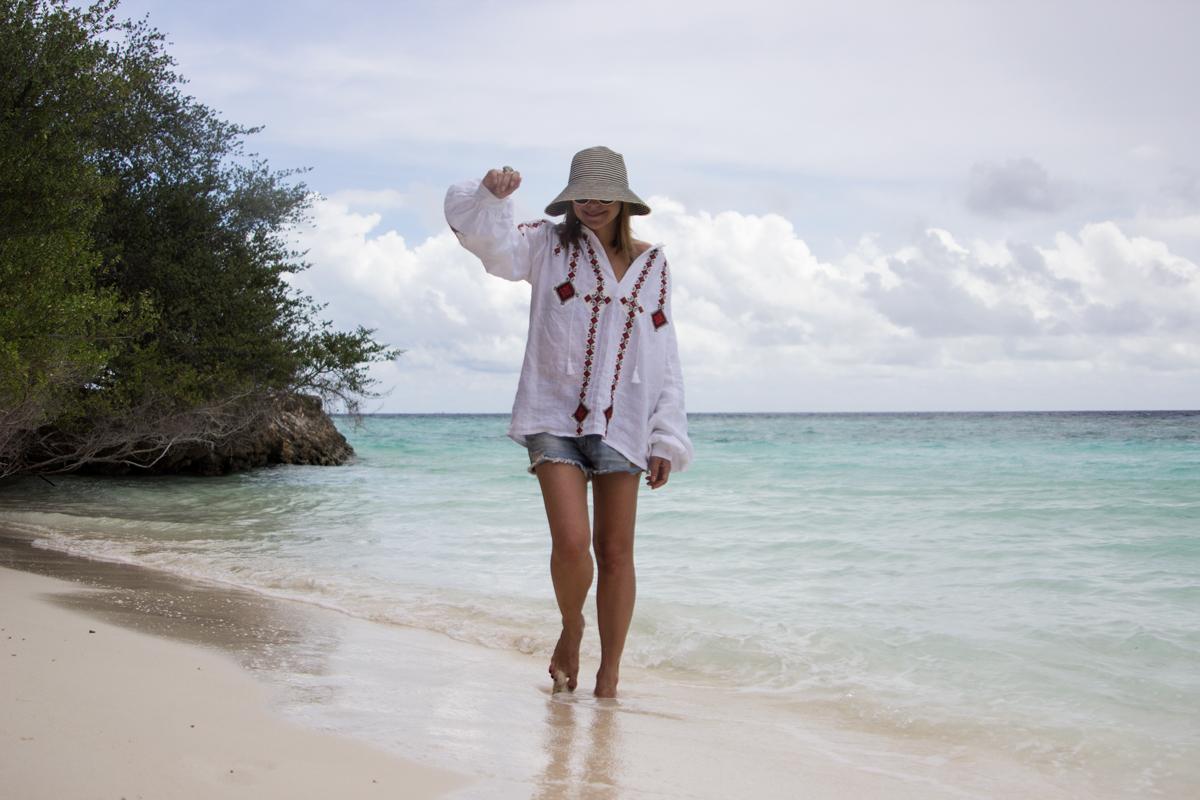 beach outfit, holiday style, vyshyvanka, boho chic, hippie, maldives