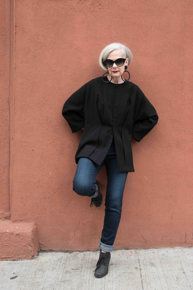 lyn slater, new your, new style icon