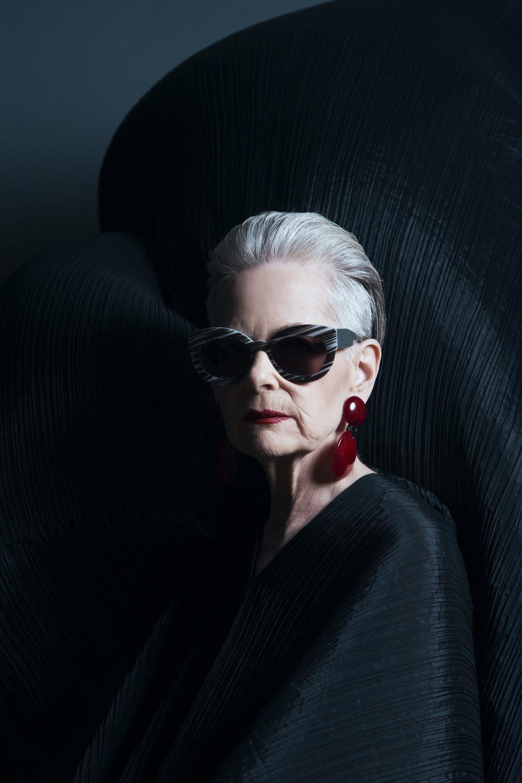 lyn slater, best age fashion, styling for elder women