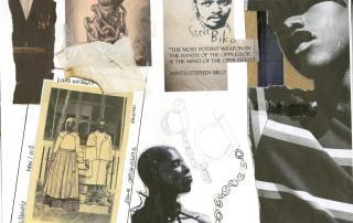 slavery, fashion, rikki j,