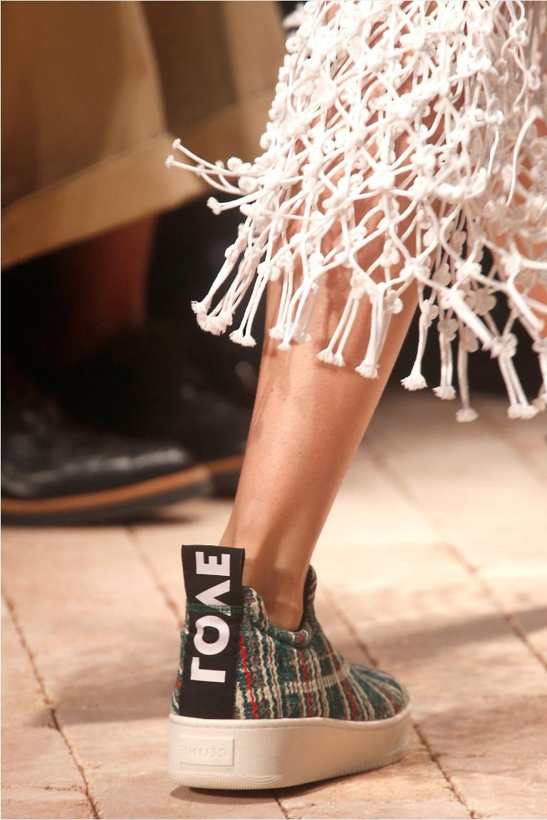Céline, Phoebe Philo, Vogue, Shoes
