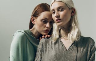 editorial, fashion, Robert Wunsch, Laura, Luisa, Leica, S Magazine, 2017