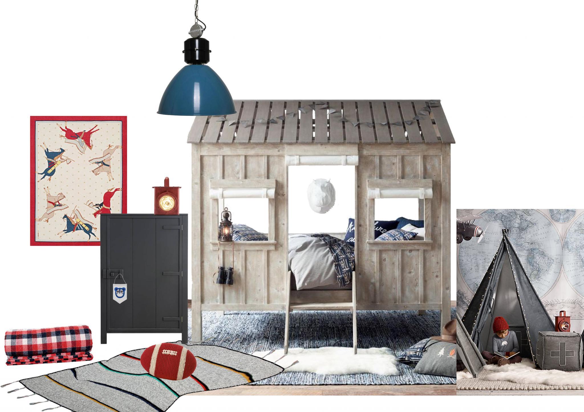 Kinderzimmer, nursery, adventure room, children, Personal Issue