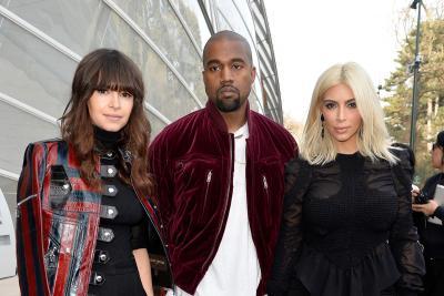 black dress, blonde hair, red velvet bomber jacket, white tee, striped leather jacket, black turtleneck, black pants