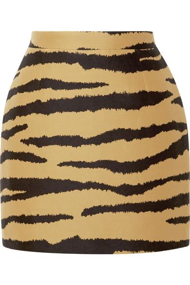 proenza Schouler, zebra print, fw18