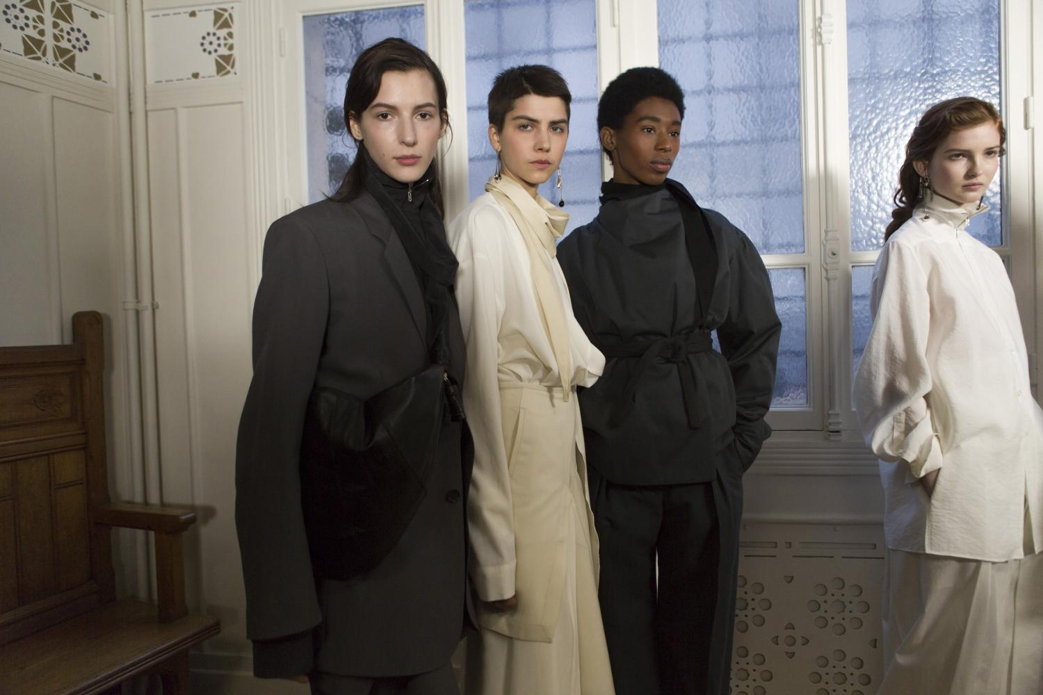 lemaire, new feminity, fashion trend