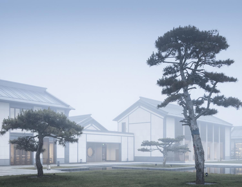 GLS Architects, pine forrest