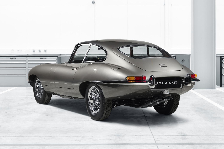 jaguar e-type, car news